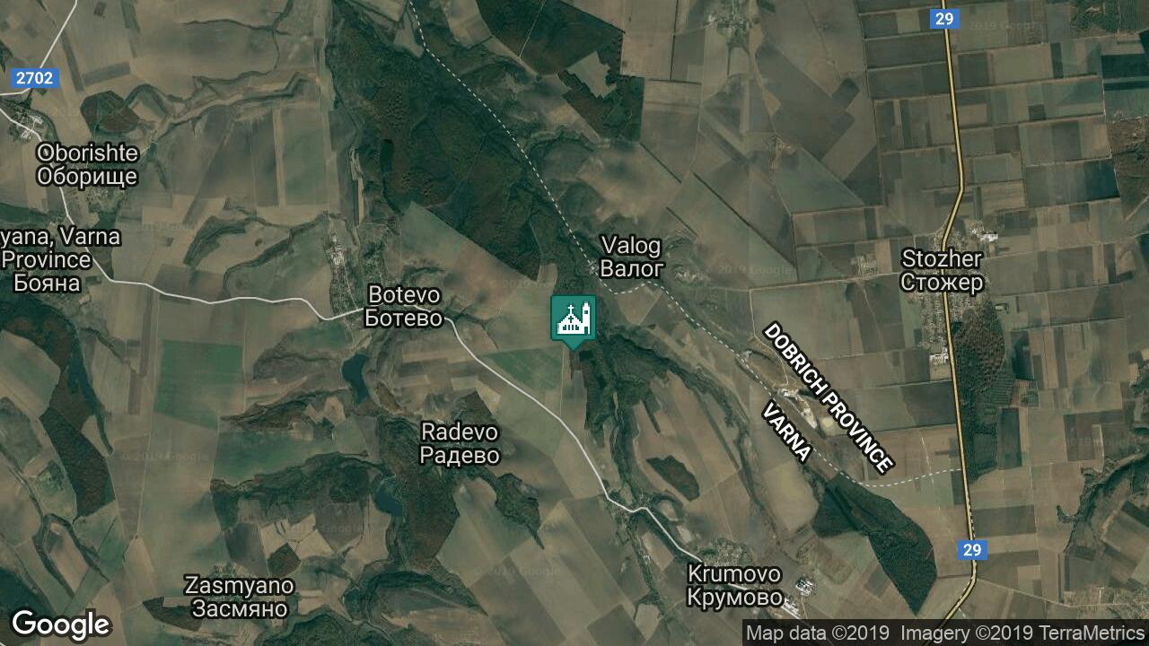 Botevski Manastir Sv Marina Telefon Ceni Za Noshuvki S Karta I