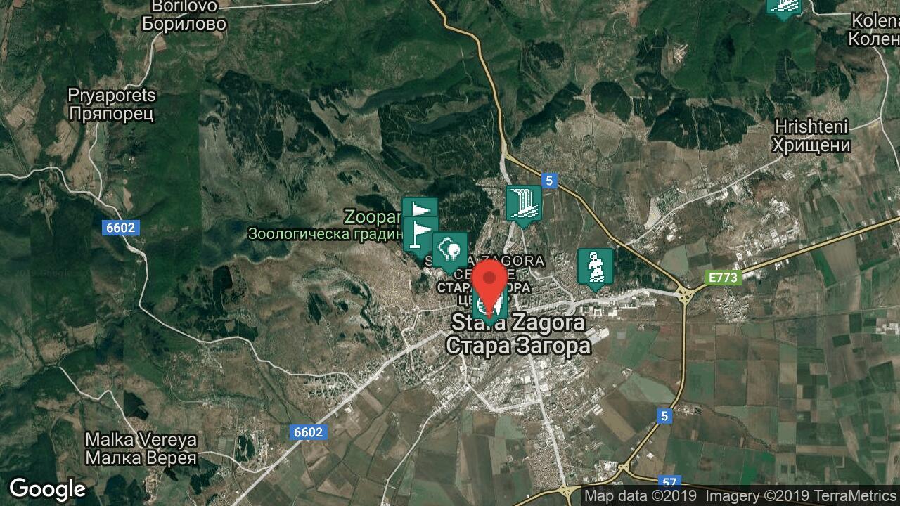 Ayazmoto V Stara Zagora Park Telefon Ceni Za Noshuvki S Karta I Snimki