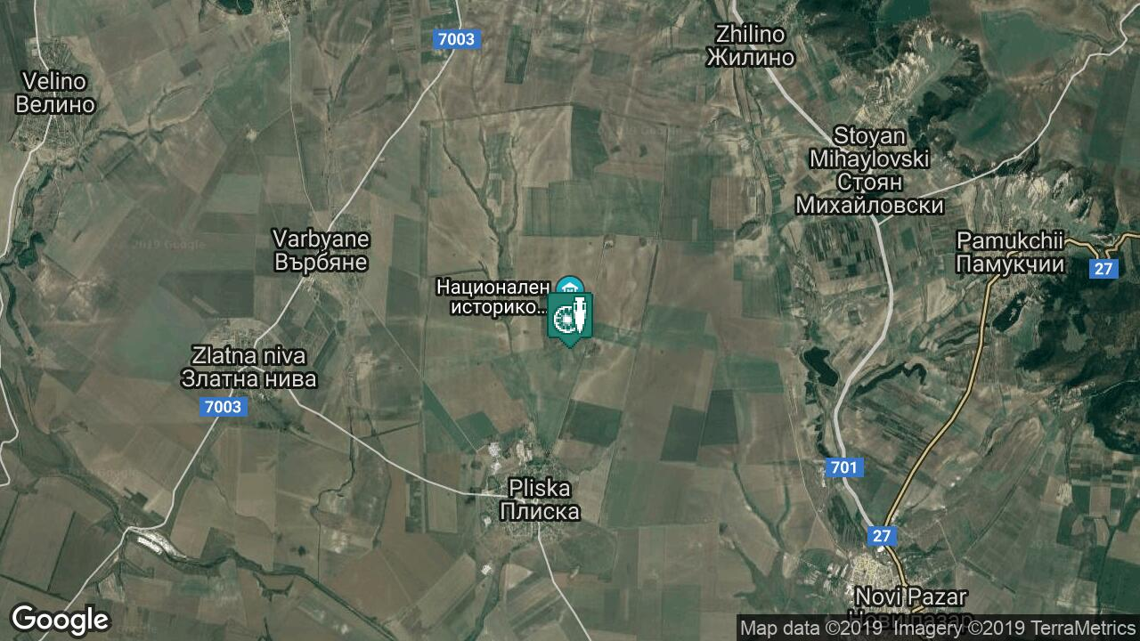 Arheologicheski Rezervat Pliska Telefon Ceni Za Noshuvki S Karta I
