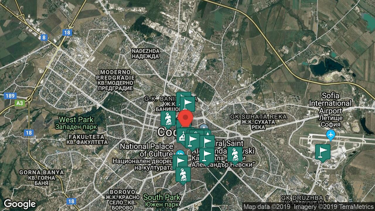 Centralna Avtogara Sofiya Telefon Ceni Za Noshuvki S Karta I Snimki