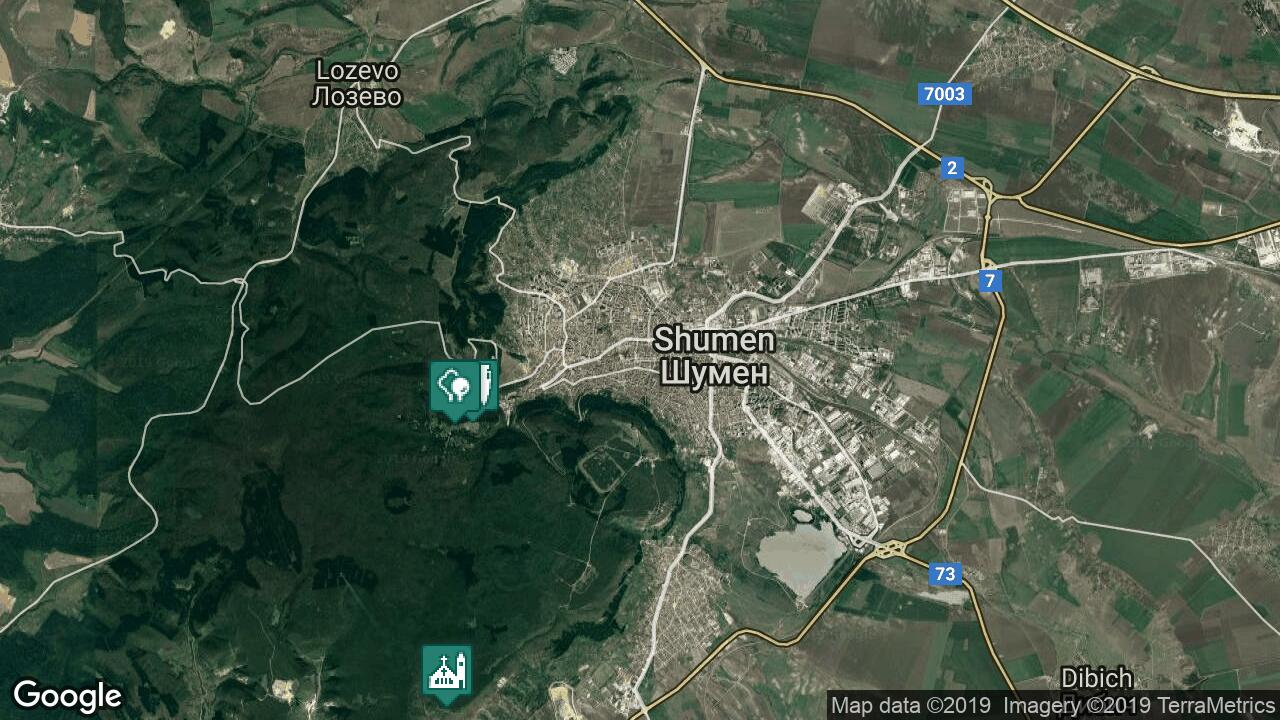 Karta Na Shumen