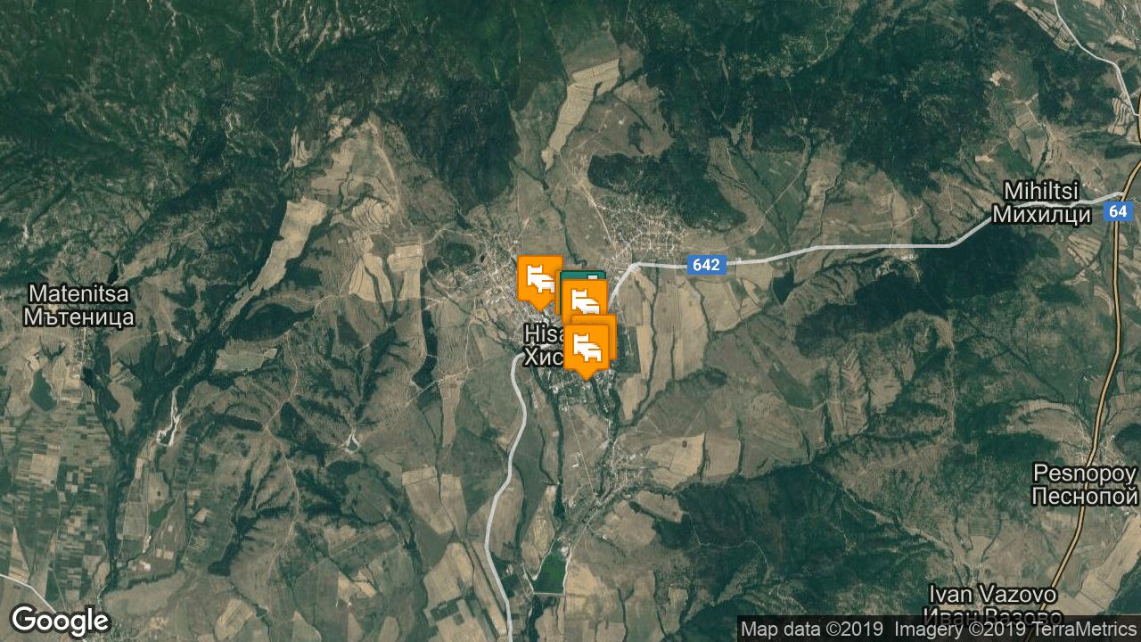 Karta Na Hisarya