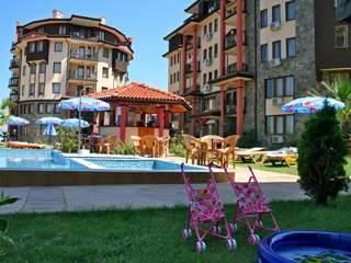 Хотел Саут Бийч, Царево