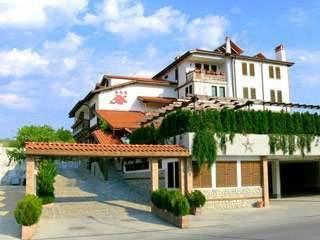 Хотел Аджев хан