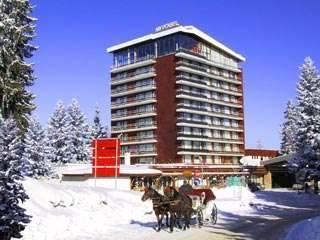 Новогодишна нощ в Гранд хотел Мургавец, 3 дни Полупансион с новогодишна програма в Пампорово