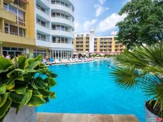 хотел Сън Палас, Сл. бряг