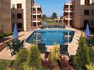 Пълен релакс в комплекс Стела Марис Апартментс, Синеморец, апартамент за 7 дни през юли и август