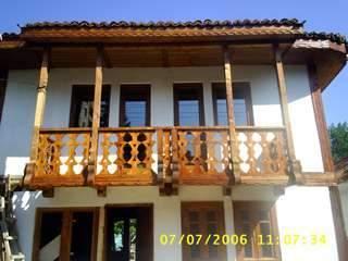 Йорданова къща