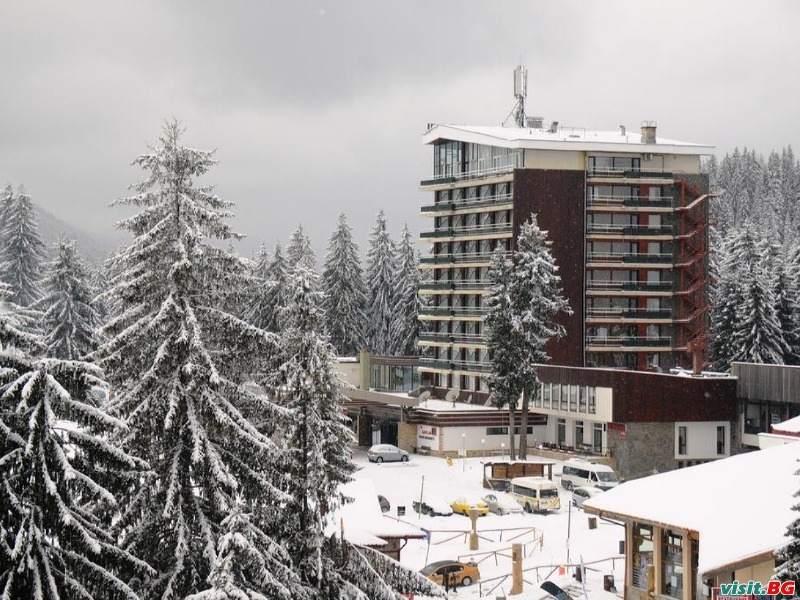 Новогодишна нощ в Гранд хотел Мургавец, Пампорово, 3 дни с Новогодишна вечеря