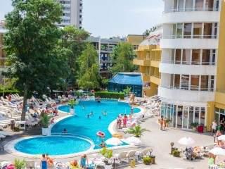 хотел Сън Палас - снимка 2