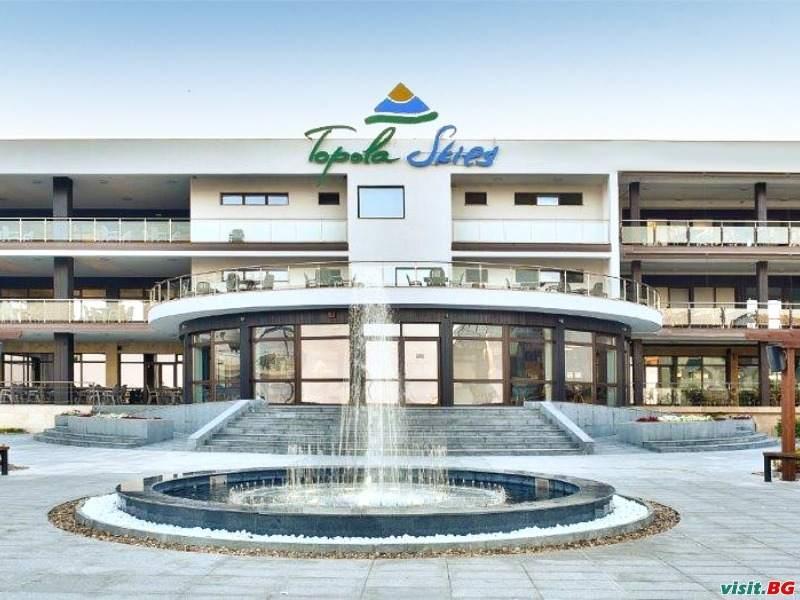 Лятна ваканция до Балчик за лято 2020, All Inclusive и ползване на Аквапарк след 27.08 в Комплекс Топола Скайс