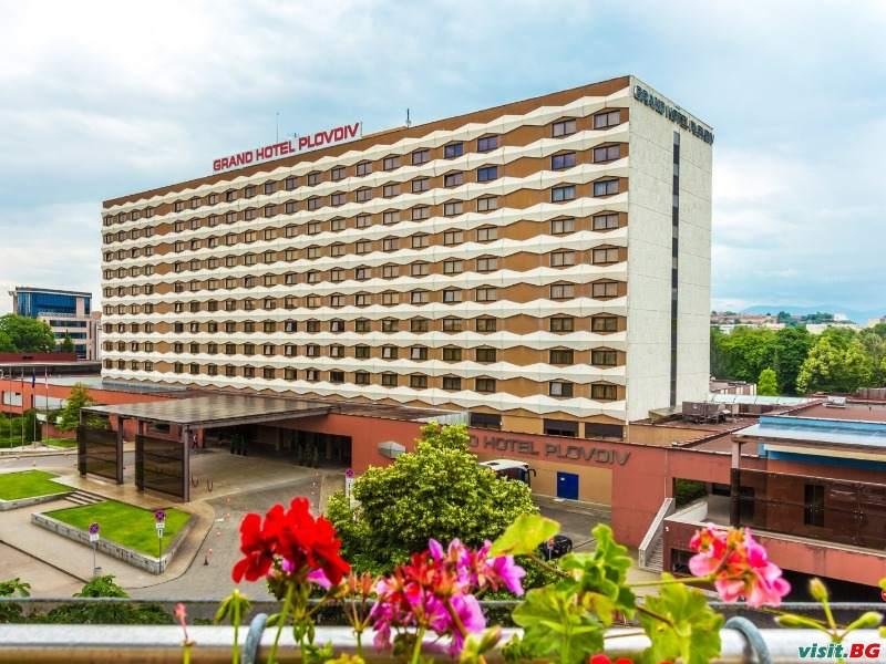 Grand Hotel Plovdiv Plovdiv Ceni I Oferti Mneniya Snimki I