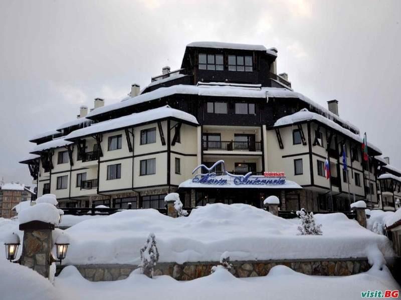 Нова Година в Банско, 3 дни със закуски и Гала празнична вечеря в  Апарт-хотел Мария Антоанета