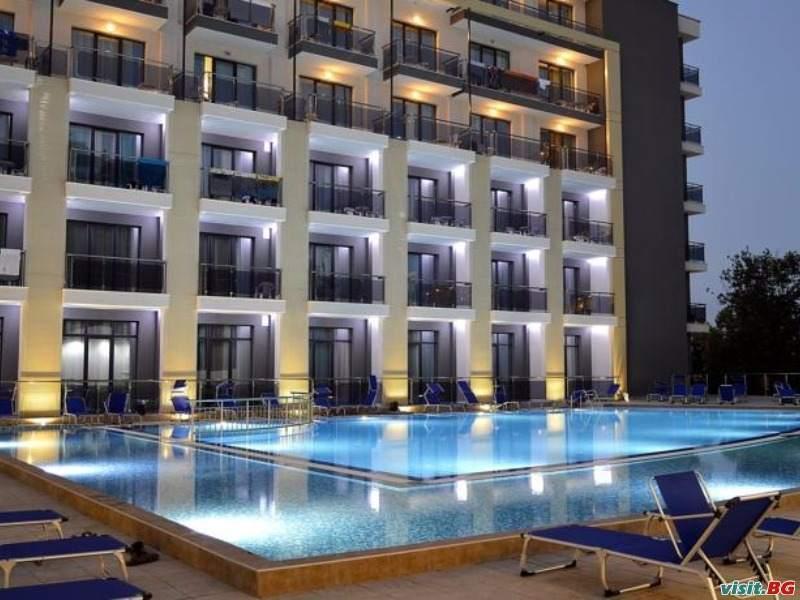 Нова година 2021 на брега на морето, 3 дни All inclusive и Празнична вечеря в Хотел Арена Мар, Златни пясъци