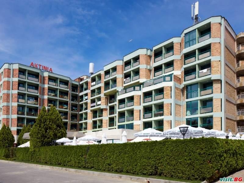 All  Inclusive до 04.07 в реновиран хотел Актиния в Слънев Бряг