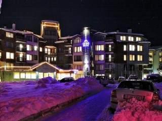 Апарт-хотел Гранд Монтана - снимка 1