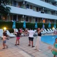 В хотел Оазис
