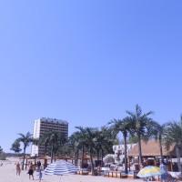 С деца на море в Слънчев бряг - хотел Поморие